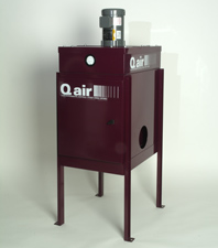 Q-Air Junior Media Mist Collector